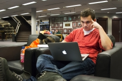 Students in library006