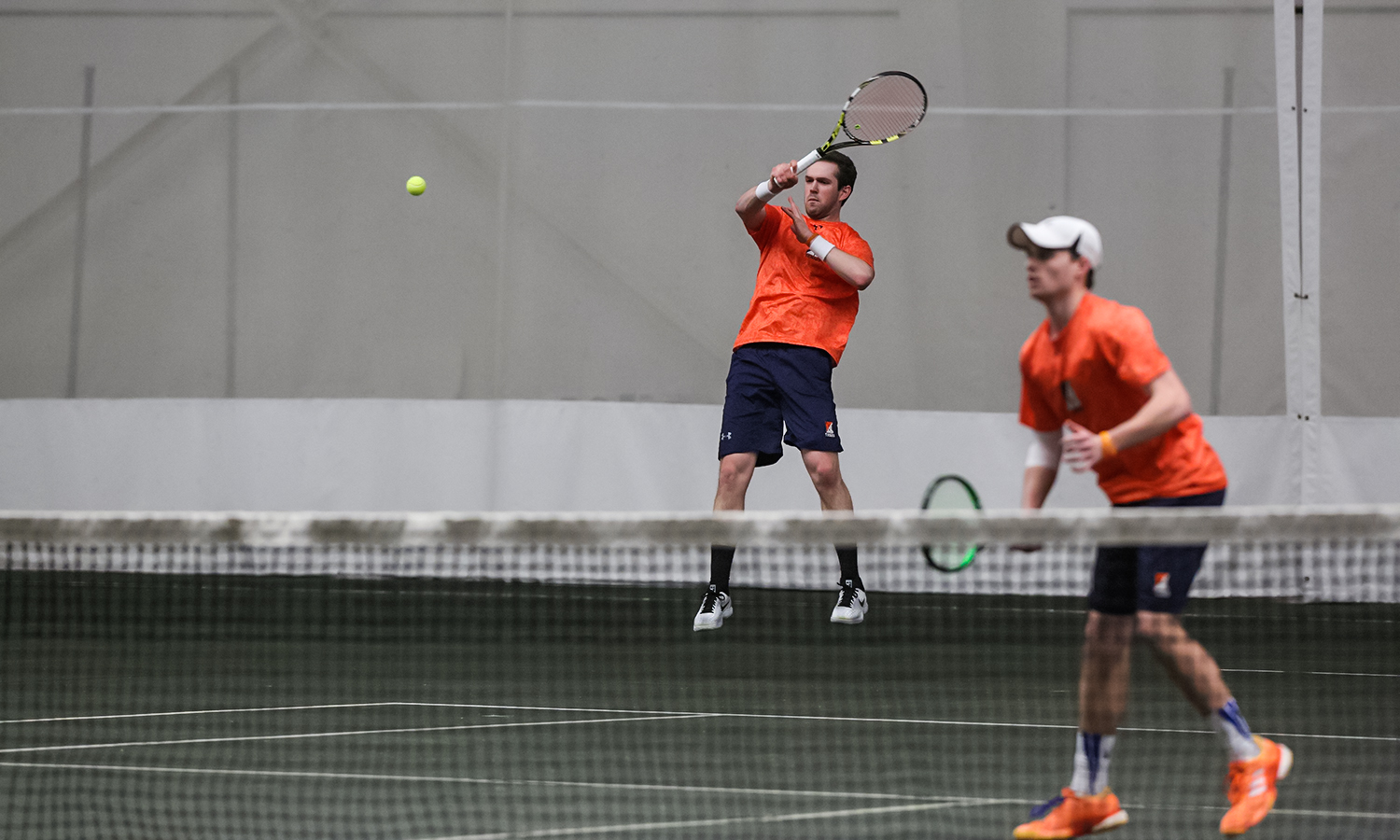 Hobart Tennis vs Oneonta 2