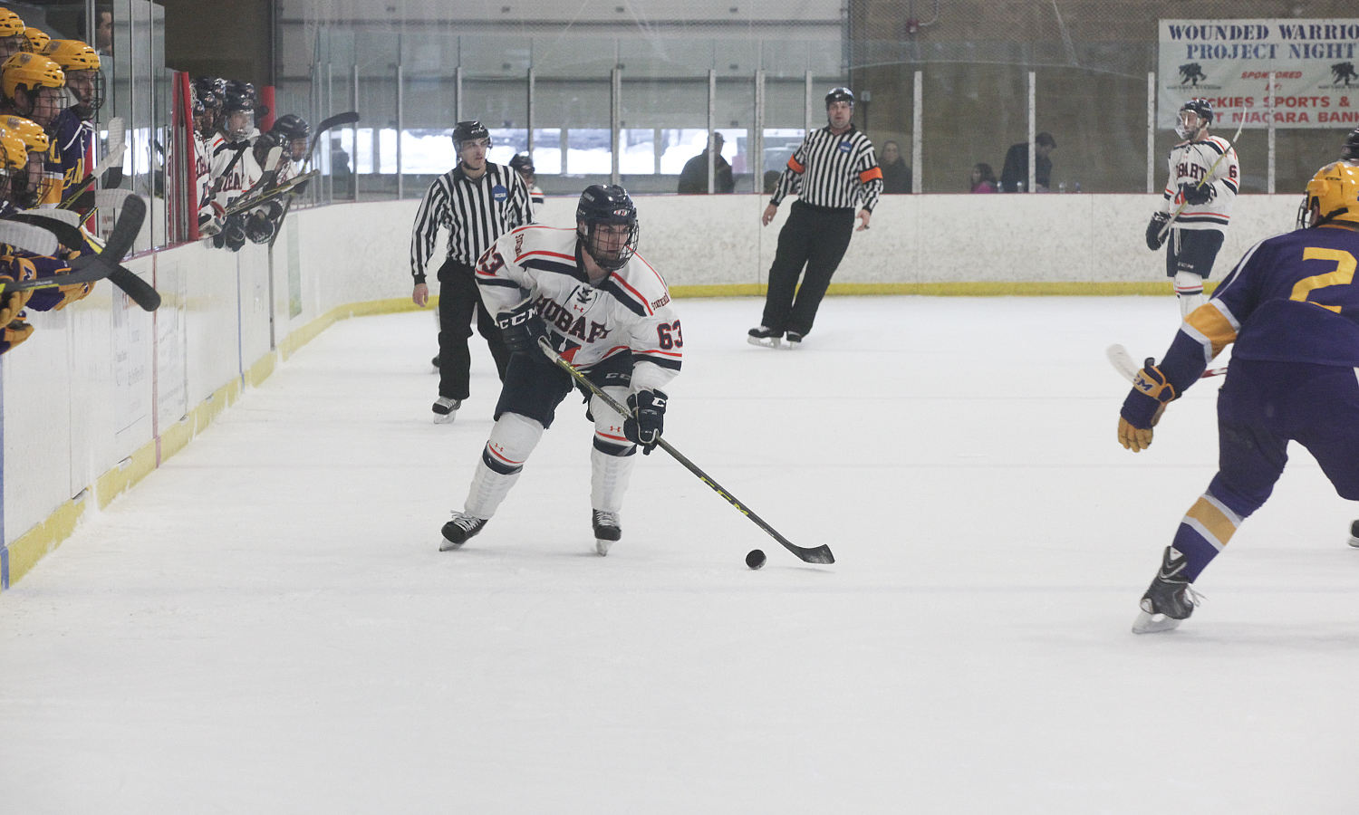 Hobart Hockey vs Elmira 030