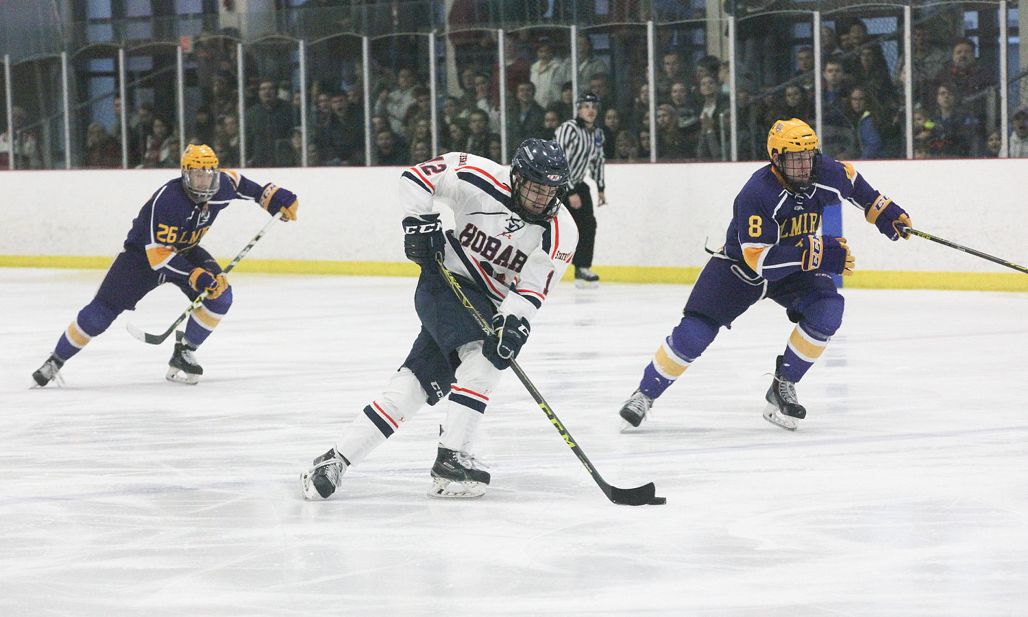 Hobart Hockey vs Elmira 146