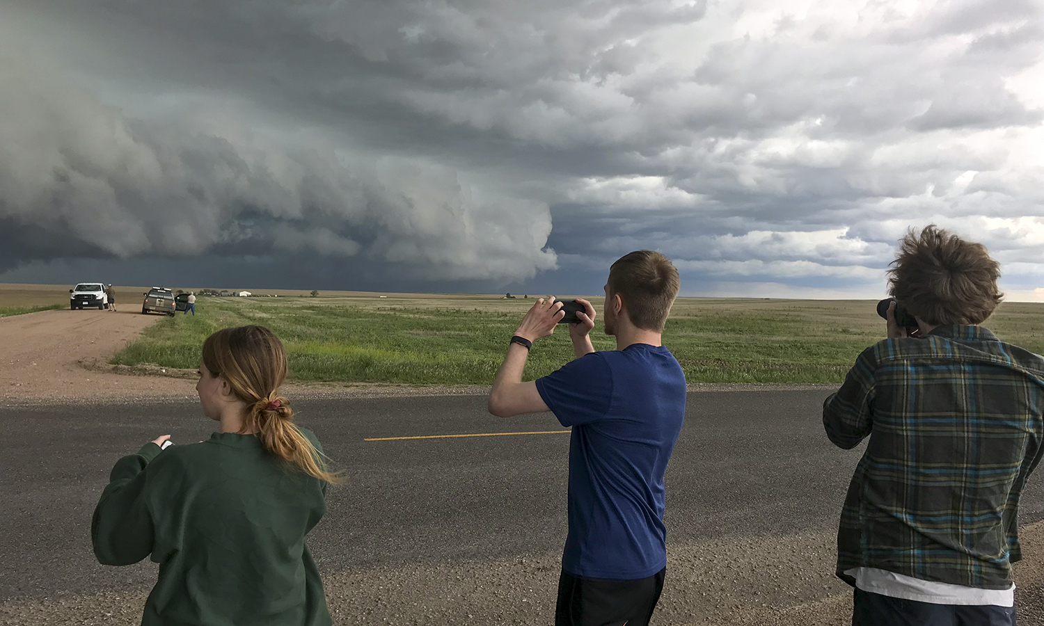 Storm Chasing TWIP - 005