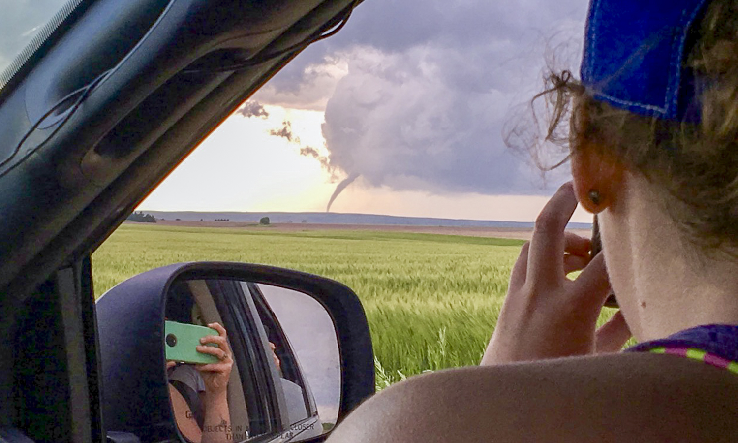 Storm Chasing TWIP - 010
