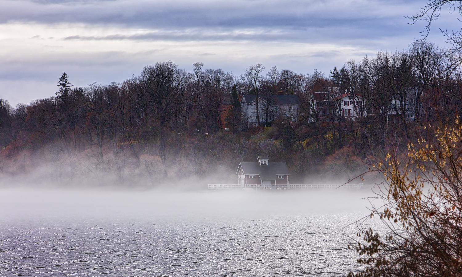 BoatHouse Fog H