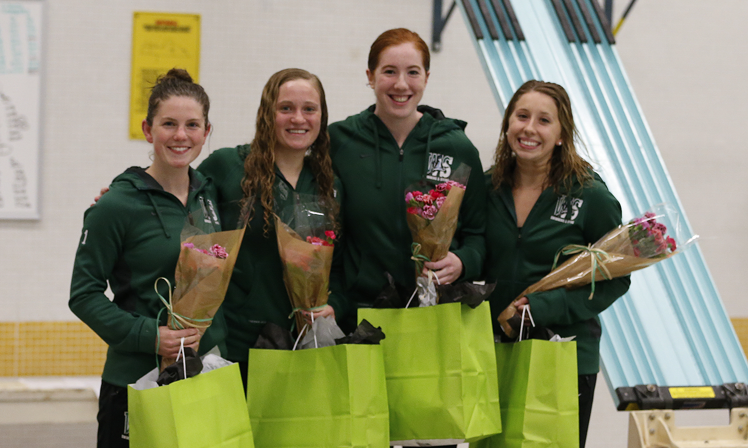 Swimming Seniors