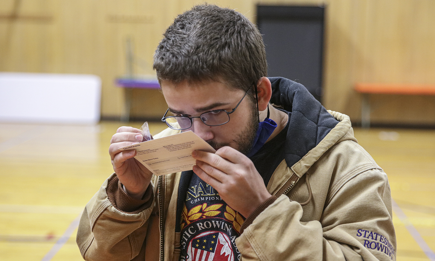 Ethan Albrecht 2021 takes the sniff test