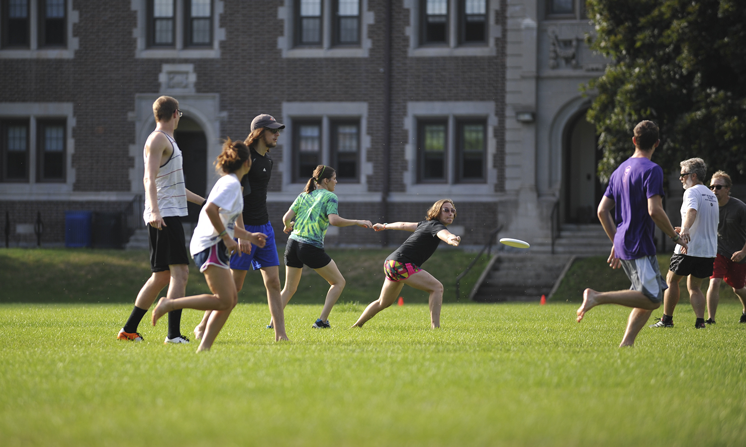 Summer Ultimate Frisbee 305