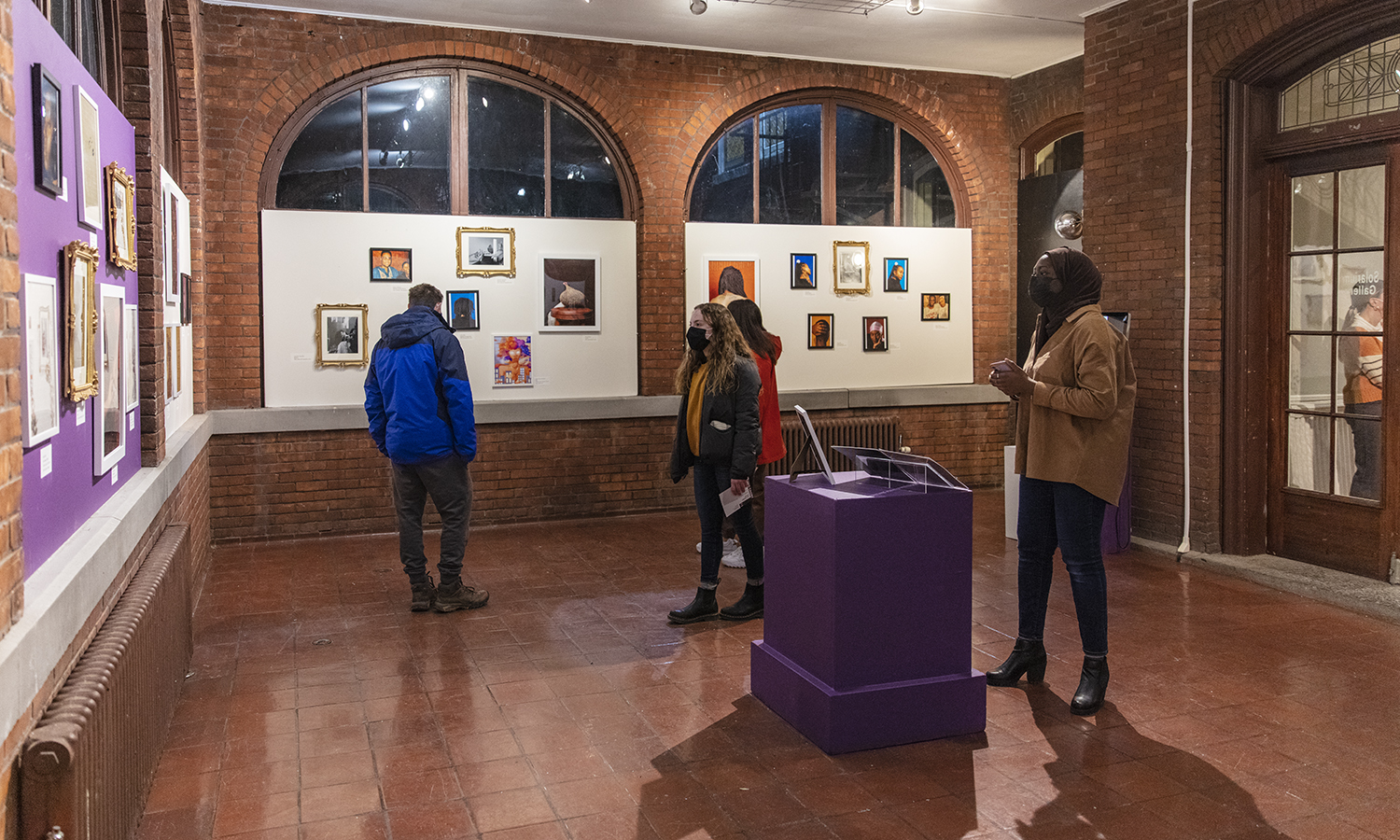 Better than Good and Hair Stories Untold have been curated by Hope Lee (WS '22) and Faithe Bey (WS'21). Please join us in honoring their hard work and in appreciating the wealth of incredible art on display. There are over 80 works of art ranging from sculpture, photography, digital collage, and film.