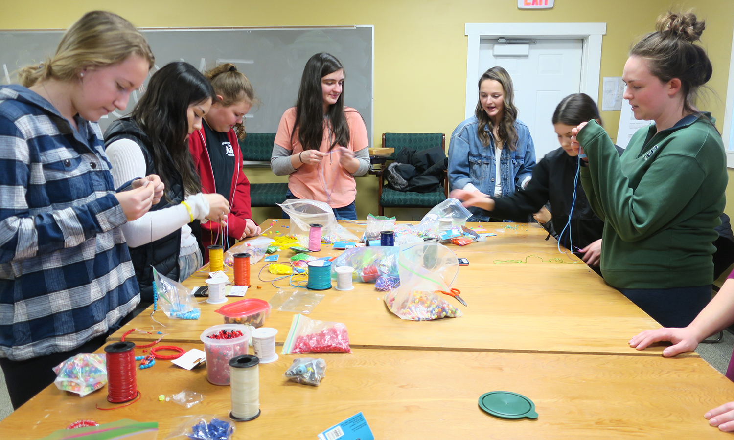 Big Brothers Big Sisters Craft Workshop-3B