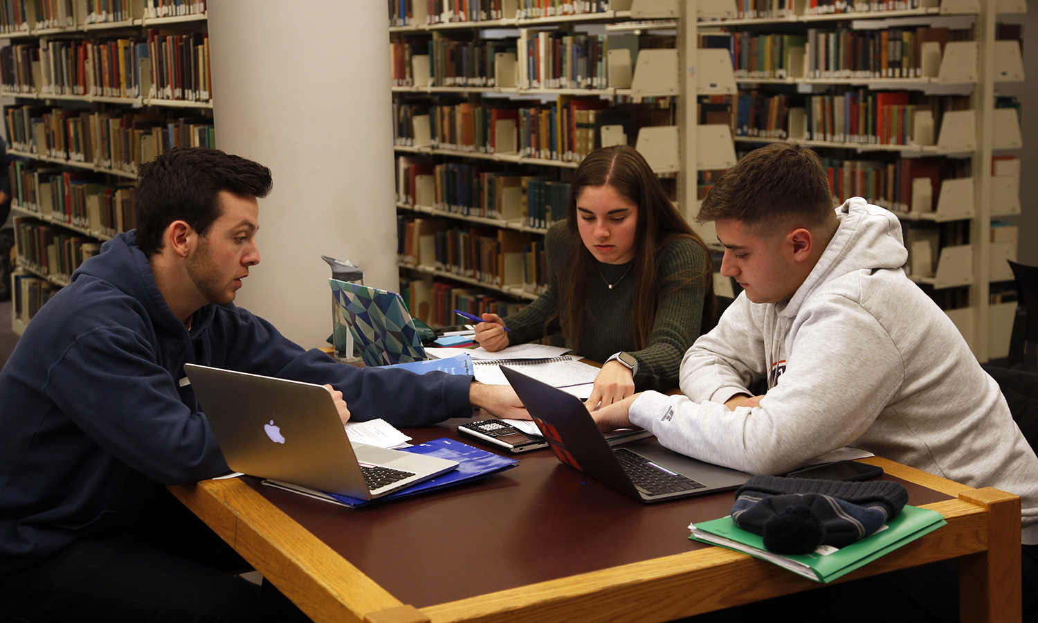 Library Studying1