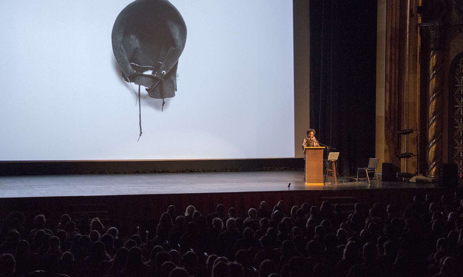 Professor Claudia Rankine, the author of Citizen: An American Lyric will be doing a reading from her book and a Question-and-Answer section at the Smith Opera House.