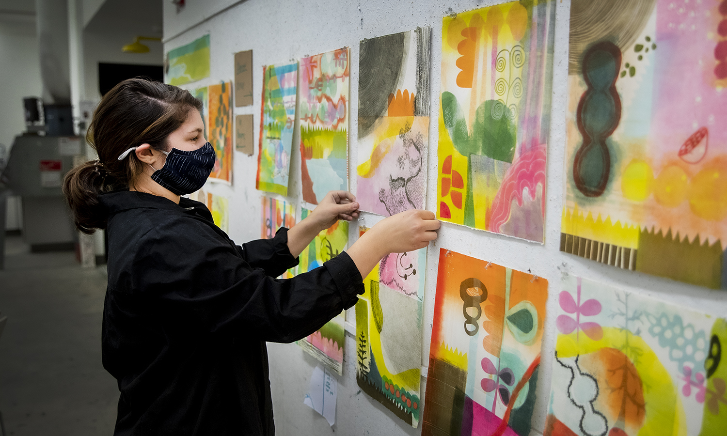 Isabella PardalesARTS 450 Independent Study with Nick RuthWS Class of  21