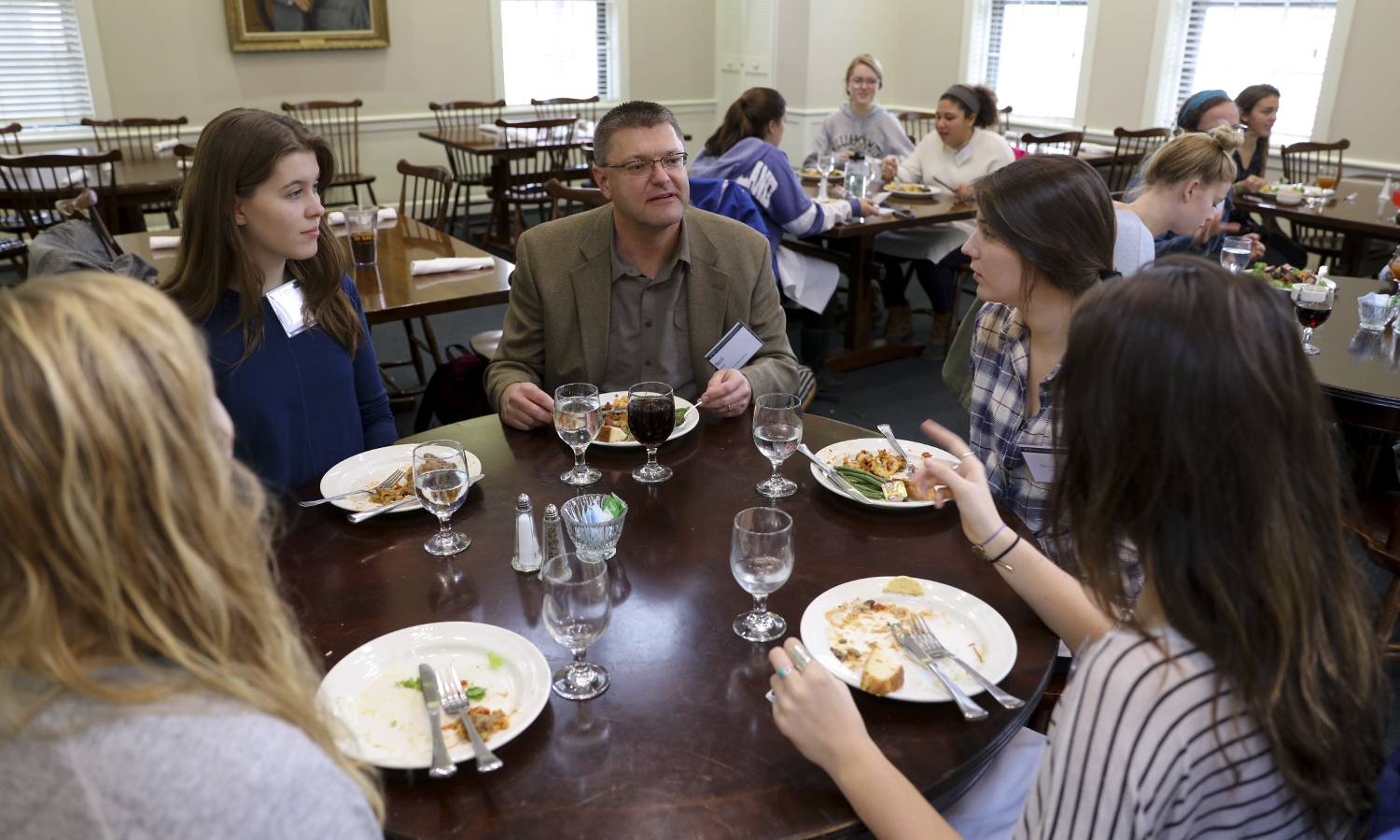 Faculty Scholars Lunch-0005