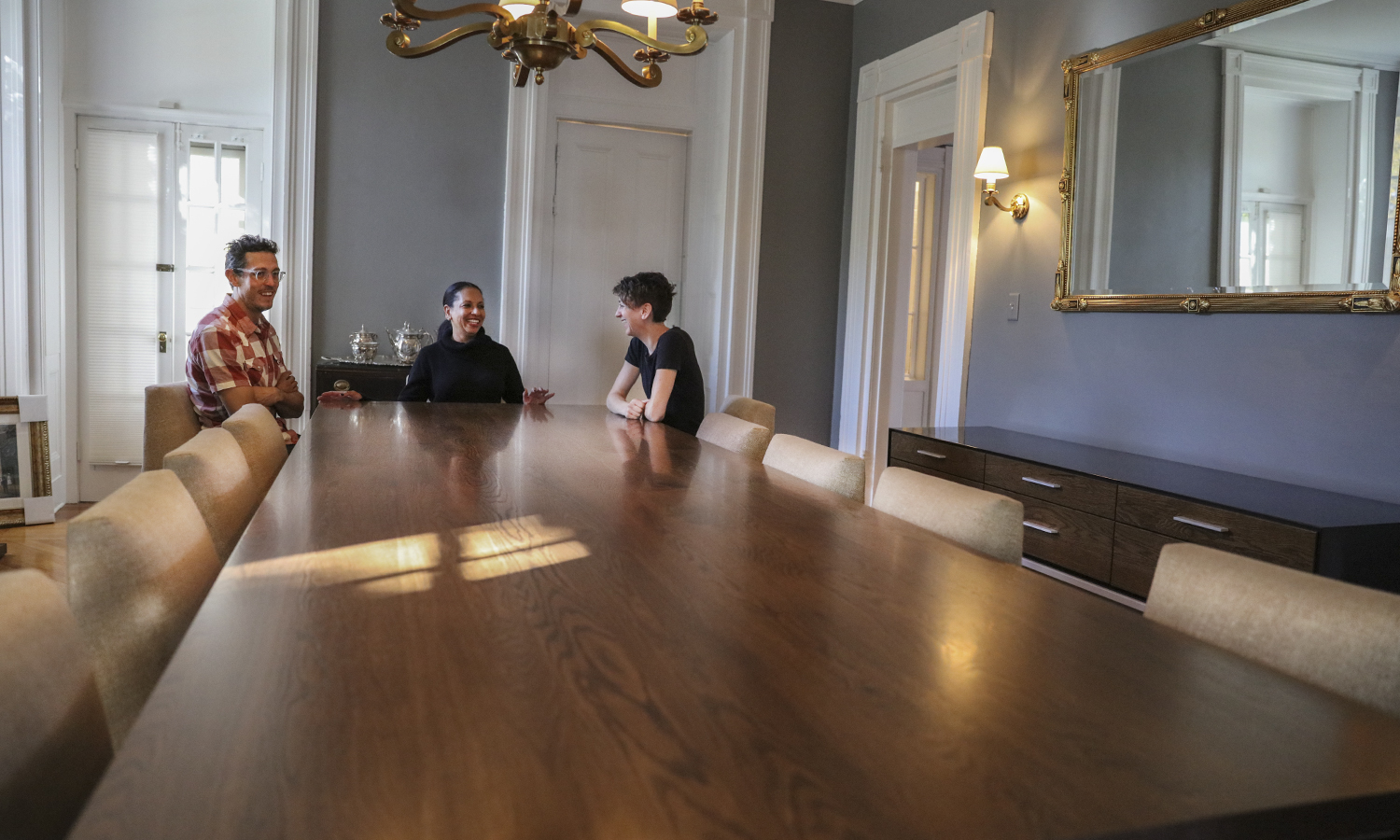 Presidents House New Table-0339