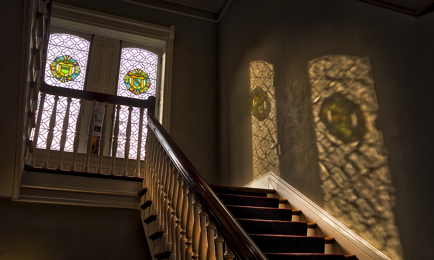 Houghton Stairs