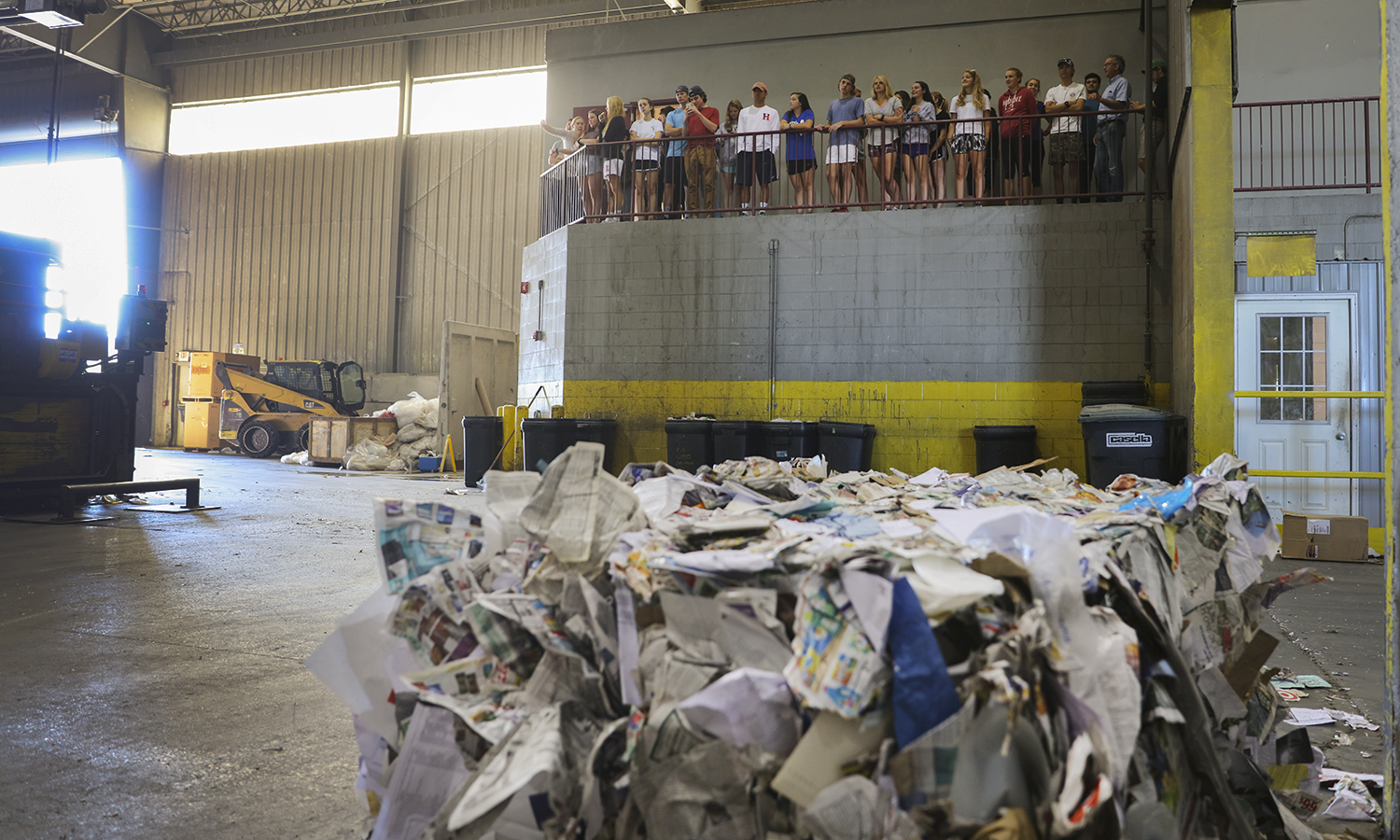 Landfill Recycle Visit-0125