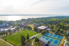 Aerial Campus Beauty 8