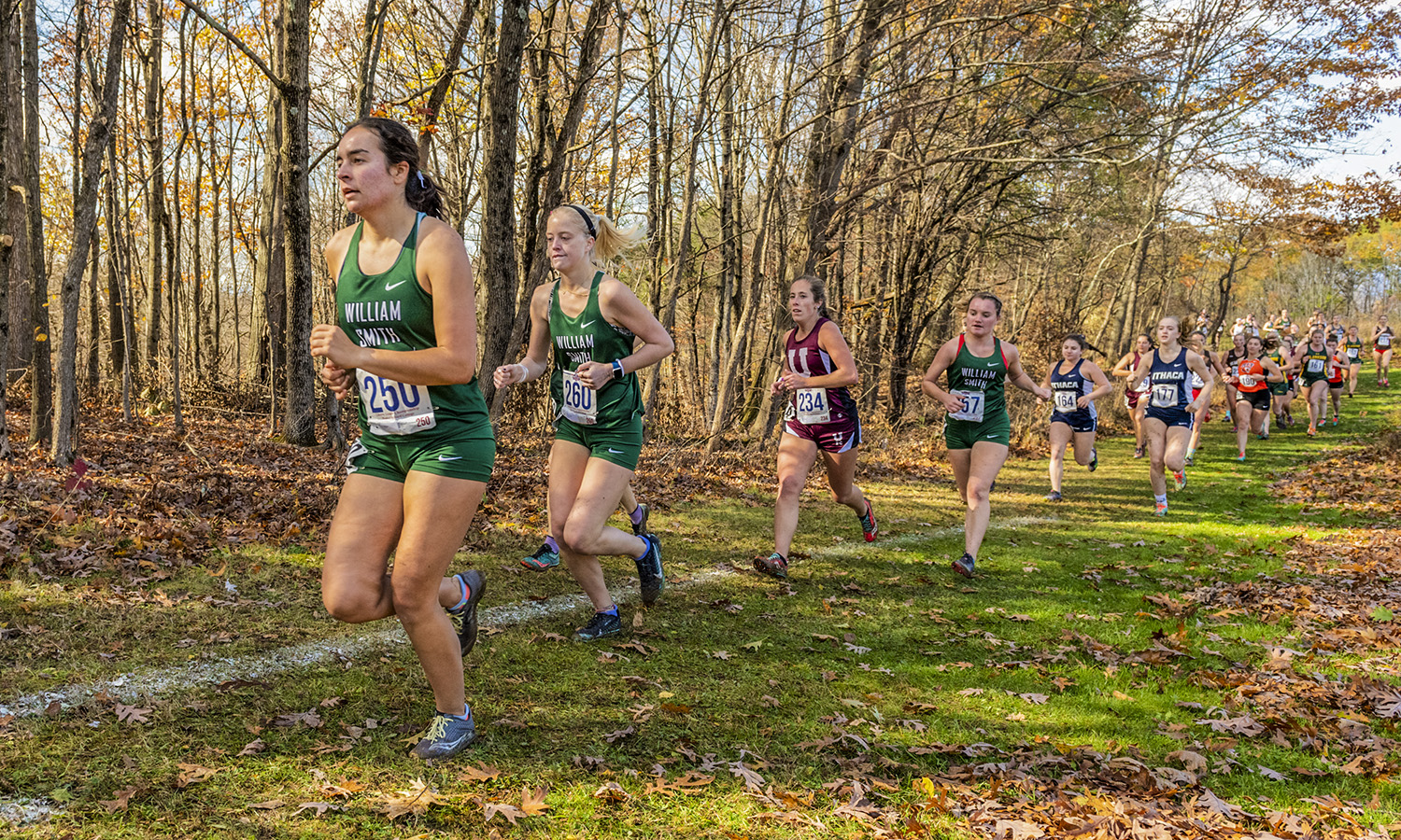 WS Cross Country
