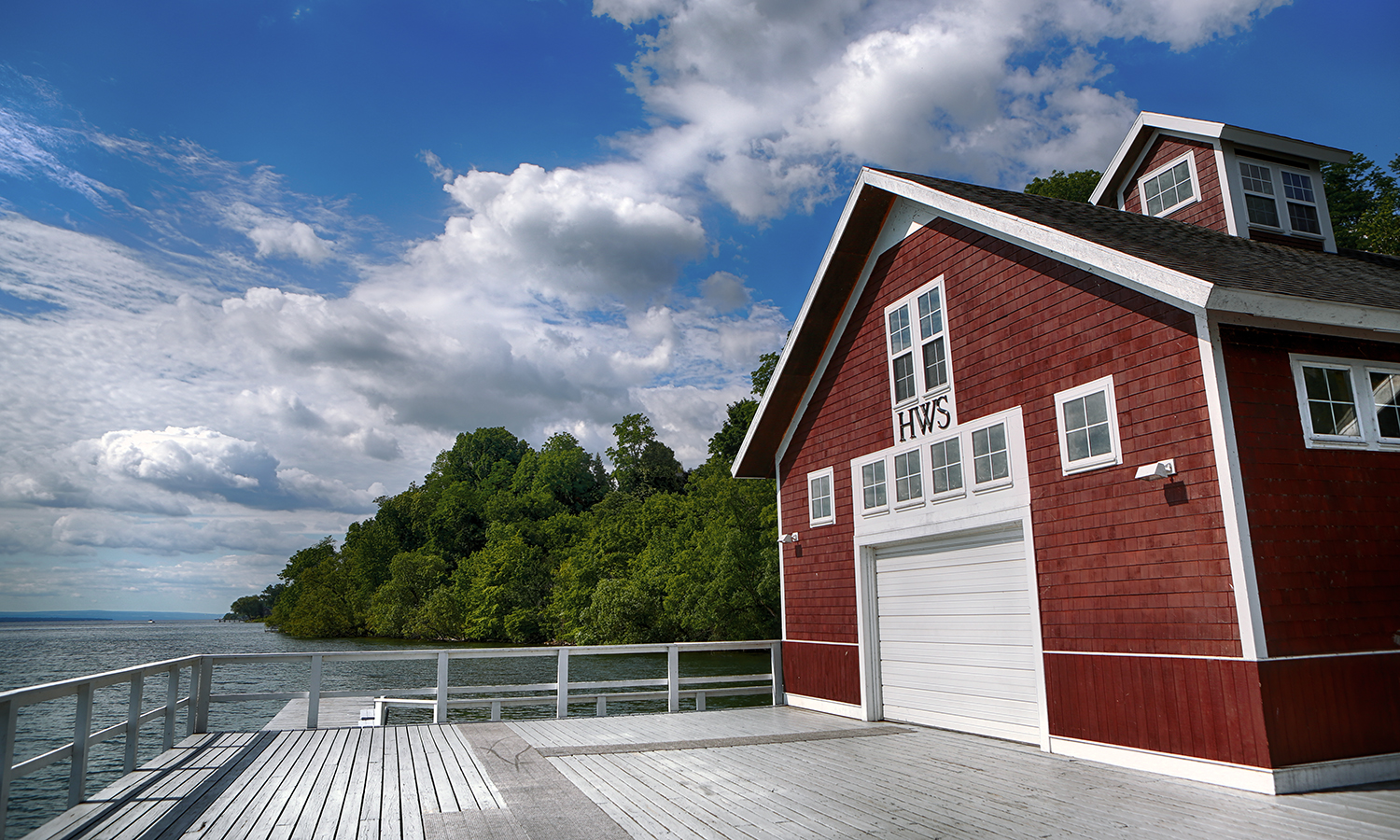 Bozzuto Boathouse - Dock