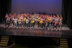 Koshare, the cornerstone showcase of student choreography and dance, concludes with a group number at the Smith Opera House in downtown Geneva. The annual dance performance draws the student body, faculty and community members to cheer on novice and experienced dancers alike.