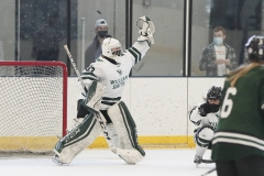 William Smith Ice Hockey Green vs White<BR>Photos by Kevin Colton