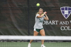 WS Tennis Action<br>Photos by Kevin Colton