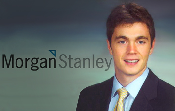 Hobart and William Smith Colleges - McTernan at Morgan Stanley