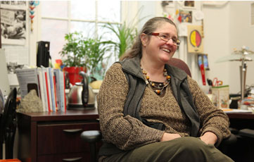 Kelly_Mary, Assistant Professor in the HWS Education Department