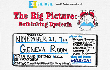 Rethinking How Students With Dyslexia >> Hobart And William Smith Colleges Rethinking Dyslexia Film