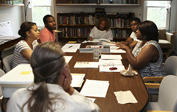 IC Summer Institute WorkersIC Summer Institute Workers