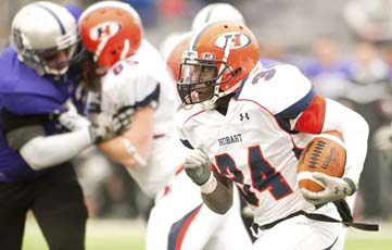 NCAA Football: Hobart College vs University of St. Thomas