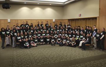 Leadership Institute Conference Group Photo
