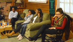 Sister Circle is a organization founded by women of color on campus for a safe space to share ideas and beliefs. The sister circle is ran by HWS physiologist Tasha Prosper on Mondays from 7-8pm in the Intercultural Affairs House.