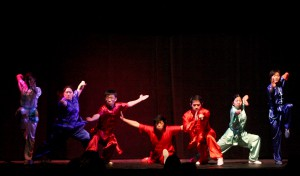 Asian Student Union Lunar New Year Performance