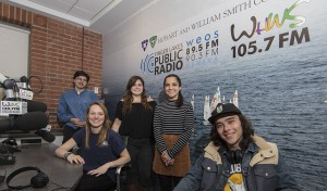 Radio Station Students