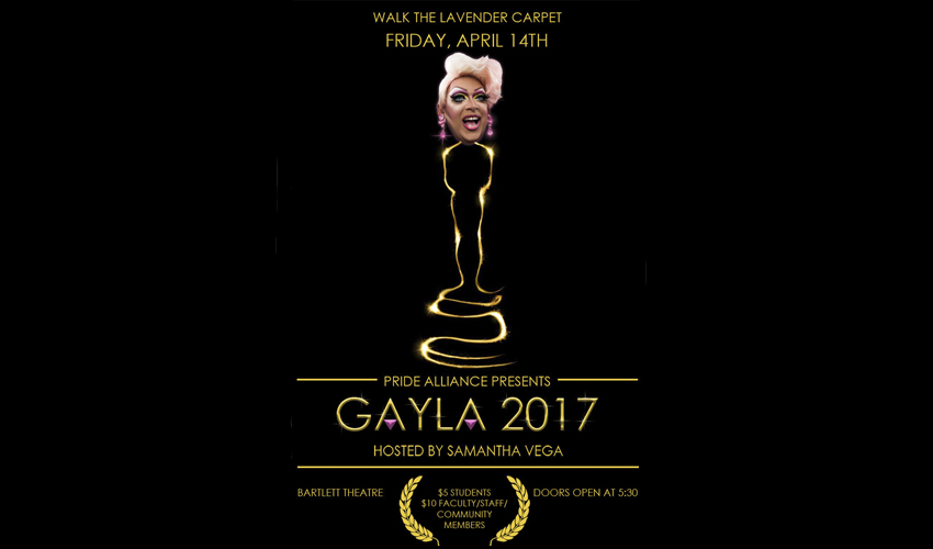 Gayla 2017 Poster