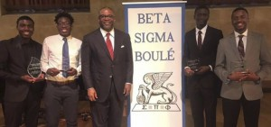 Vincent Beta Sigma Boule 2