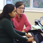 Namita Neerukonda '17Meg Heaton. Instructor Piano