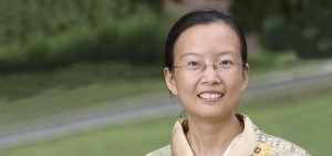 Hao Yan portrait faculty Math and Computer Science