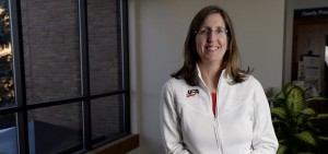 Dr. Allyson Howe of Portland will be the head physician for the US women's ice hockey team in the upcoming Winter Olympics
