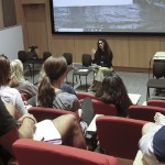 Mara Ahmed, Q&A, Screening of Films, Film Discussion, Fish Screening Room, Professor Davnport,