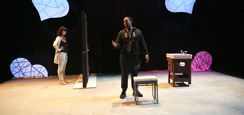 Hobart and William Smith Colleges - Love/Sick Opens at the