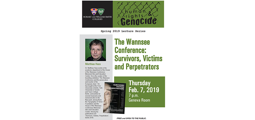 Genocide Wannsee 2