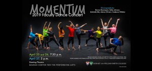 Faculty Dance Poster-2019