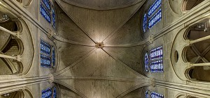 Notre Dame Ceiling