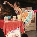 A show with Cookies, Katherine Marino, The Avyarium, Rochester Fringe