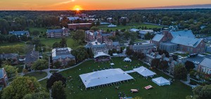Homecoming Aerial