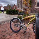 YellowBike-oncampus