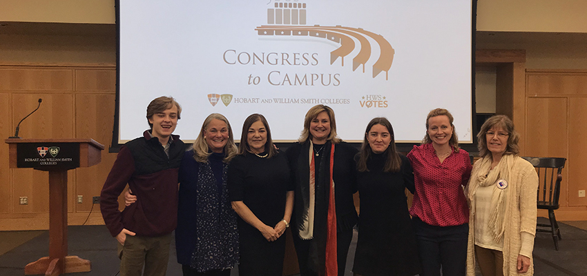 Congress to Campus group