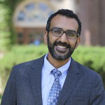 HWS Vice President for Diversity, Equity and Inclusion Khuram Hussain